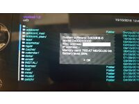 PS Vita 2nd gen ( PCH-2000 ) with over 70 games. + 64GB card + Original Charger