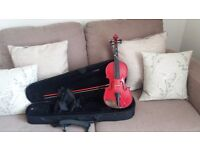 Ashton violin and case