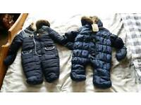 0-3 baby winter jackets
