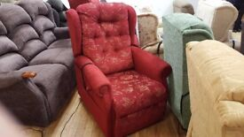 Primacare Aberdare Riser Recliner Chair, Delivery Available