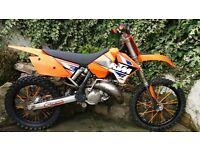 ktm sx 125 tyla rattray ltd edition motocross