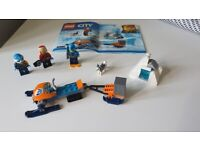 Lego City Artic exploration team set 60191