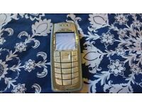 Nokia 3120 - Iron blue (EE,VIRGIN) Mobile Phone TOUGH BUILDERS CONSTRUCTION