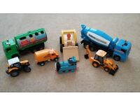 Toy vehicles for children for sale. Excellent condition. Suitable for boys or girls.