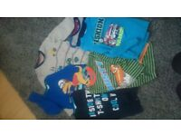 Boys clothes 5-6 years 110-116 cm