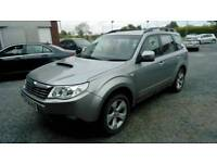 08 Subaru Forester 4WD Diesel 5 Door Service History very Clean Can be seen anytime