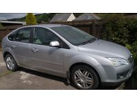 ***FOR SALE*** Ford Focus Ghia 2005 Silver 82,000 Miles ***GREAT FAMILY CAR***