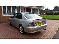 LEXUS IS 200 SE 2004 1 PREVIOUS OWNER FULL SERVICE HISTORY STAMPED UPTO DATE