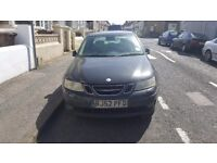 Saab 9-3. Good condition. Lether interior. Allow weels.
