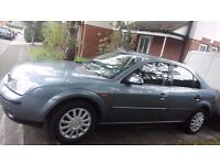 LEFT HAND DRIVE FORD MONDEO