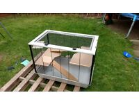 Rat & Hamster Cage Large with Platforms and accessories