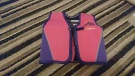 Konfidence buoyancy swim jacket