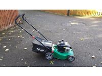 Qualcast 125cc Petrol Lawnmower FREE DELIVERY (03069)