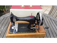 Singer Hand Sewing Machine in Working Order