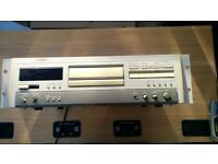 Fostex D5 DAT recorder Rack Mountable. Digital Audio Tape. D-5 Good condition