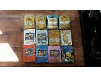 Simpsons collectors edition 11 boxs sets