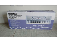Acoustic Solutions Electronic Keyboard MK-2054