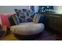 cuddle chair / swivel chair