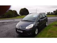 Citroen Grand C4 Picasso 1.6HDi 16v VTR+,2010,7 Seater,Alloys,Air Con,Cruise,FSH