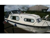 Freeman 23ft Cabin Cruiser