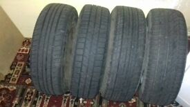 4 wheels and tyres 185/65/R14