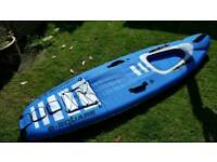 BSquare Inflatable Kayak