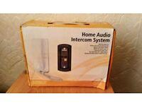 Home Audio Intercom System