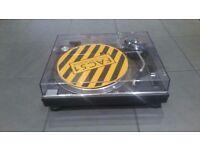 Technics Sl1210 Turntable Mk2 with Stanton 580al( Broadcast standard) cartridge