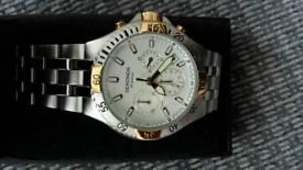 Secondary watch mens