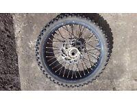 """KTM EXC SX SXF EXCF WHEELS 18"""" ENDURO 21"""""""