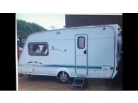 Swift Challenger 2003 Motor mover 2 full awnings £3750 ONO