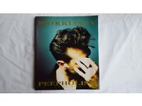 MORRISSEY - THE SMITHS - PEEPHOLISM : INTO THE ART OF MORRISSEY VERY RARE BOOK