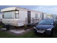 3 BEDROOM CARAVAN TO RENT ON CORAL BEACH INGOLDMELLS SKEGNESS CLOSE TO FANTASY ISLAND AND BEACH !