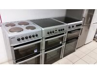 USED COOKERS AVAILABLE- ALL SIZES AND COLOURS- SOLID & CERAMIC FROM £50 UP
