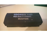 Coomber 1902 Uni-directional Dynamic Microhpone