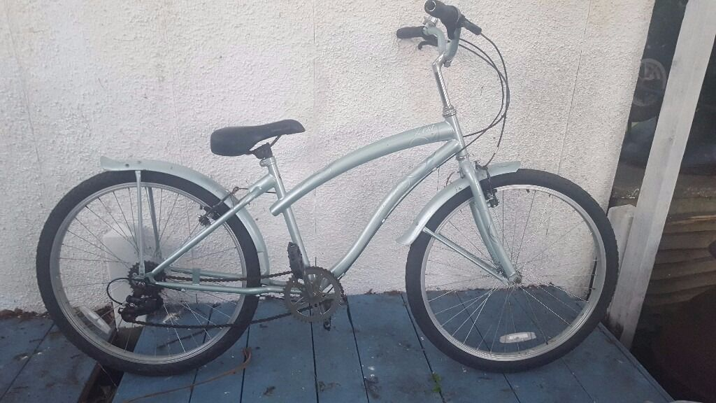 "Beach cruiser bike ""Apollo Zestin Leigh on Sea, EssexGumtree - really good condition, all in good working order, 6 gears, 26"" wheel, ready to have fun on !"