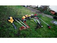 Petrol tools spares or repairs