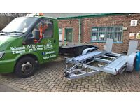 Nationwide Car Transport | 24 Hr Recovery | Car Transporter Trailer Hire | Carrolls Automotive