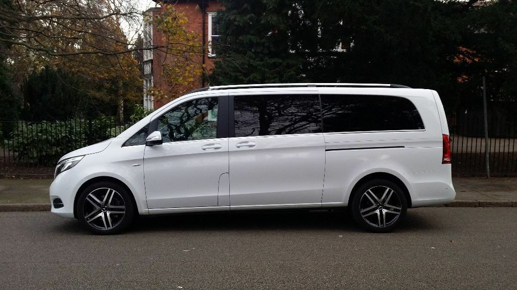 2015 mercedes benz v class v250 sport extra long bluetec auto white in leicester. Black Bedroom Furniture Sets. Home Design Ideas