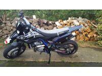 Yamaha WR 125X Supermoto