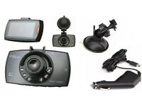 DASH CAM WITH NIGHT VISION+ACCESSORIES