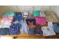 Fantastic Bundle of Girls Clothes Age 6-7