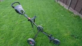 Masters Golf Trolley 5 series 3 wheel