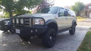 2005 Ford Excursion limited Limited