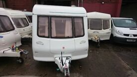 elddis avante 2001 4 berth caravan very clean no damp