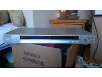 SONY DVP-NS330 DVD/CD PLAYER RECORDER