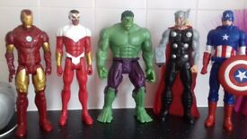 Marvel Figuers