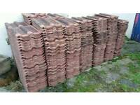 300+ Red Marley Roof Tiles
