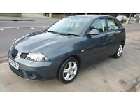 Seat Ibiza reference 1.2 petrol 2008 very good condition