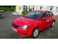 Sept 2016 Seat Ibiza 1.2 TSI SE (Tech Pack) SportCoupe 3dr - very lightly damaged repairable